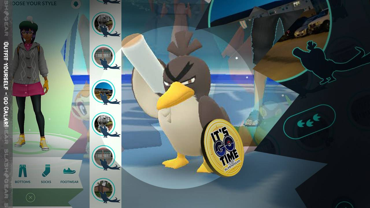 Galarian Farfetch'd in Pokemon GO: What's going on here?