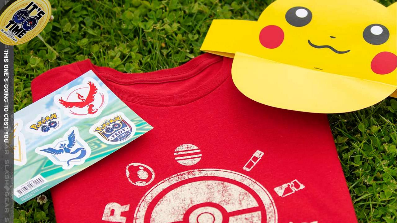 Pokemon GO Fest ticket sales price, no Pokecoins
