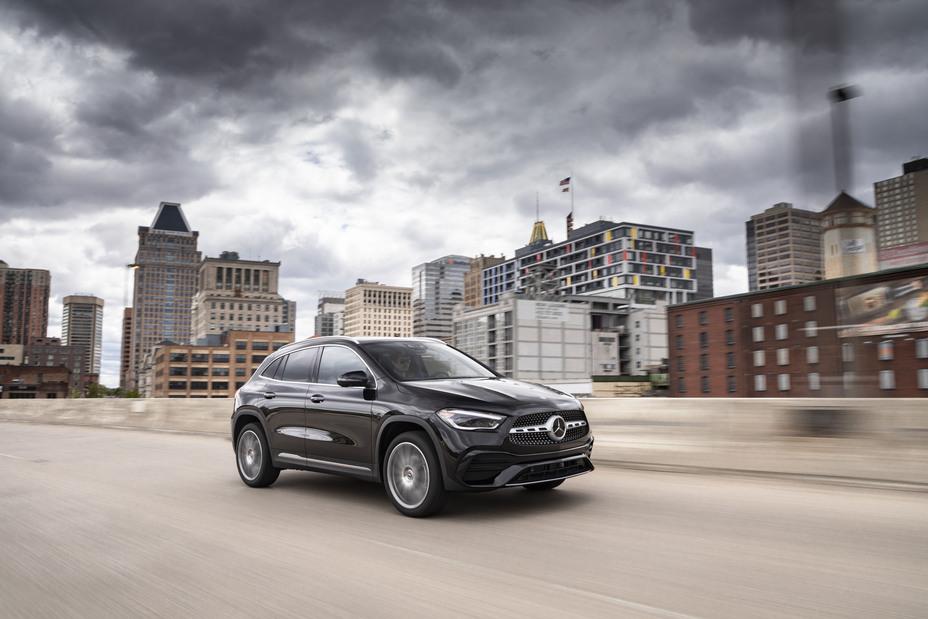 2021 Mercedes-Benz GLA starts at $37,280