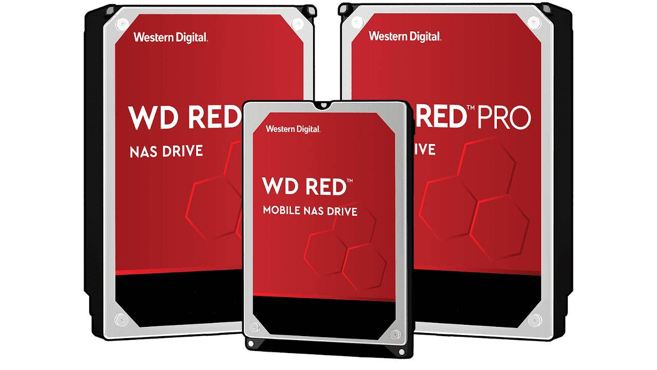 WD Red NAS drive branding gets updated to address SMR confusion