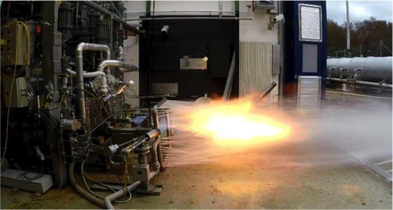 ESA Prometheus low-cost reusable rocket engine moves forward