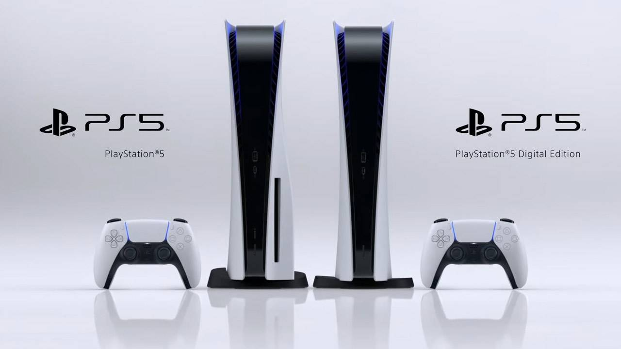 Sony PlayStation 5 revealed: Original and Digital Edition