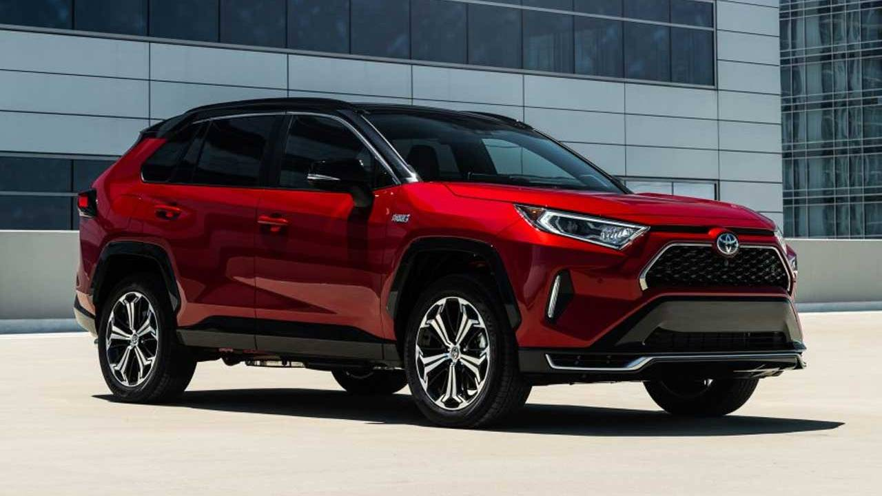 Toyota RAV4 Prime landed dealers this summer starting at $38,100