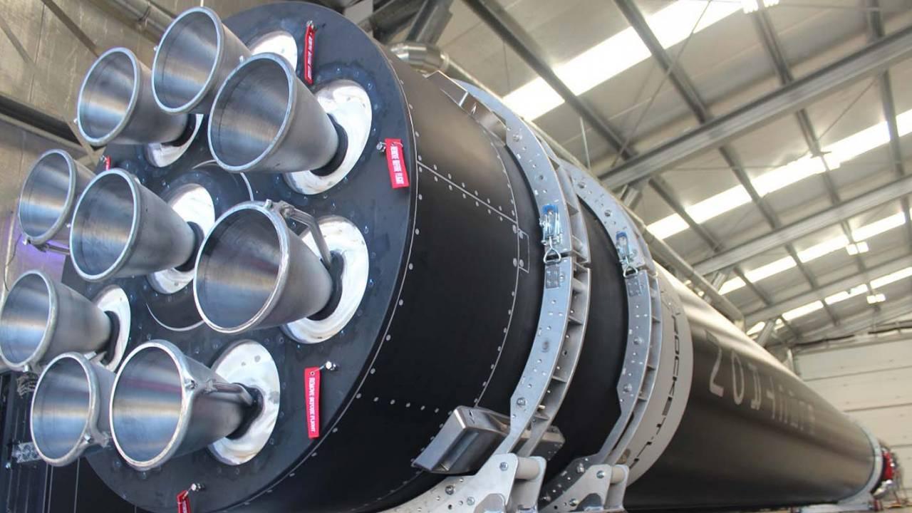Rocket Lab prepares to launch a Canon camera microsatellite into orbit