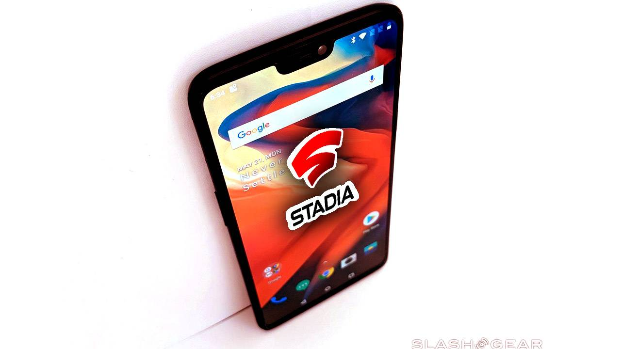 Google Stadia support added to a bunch of phones, OnePlus first