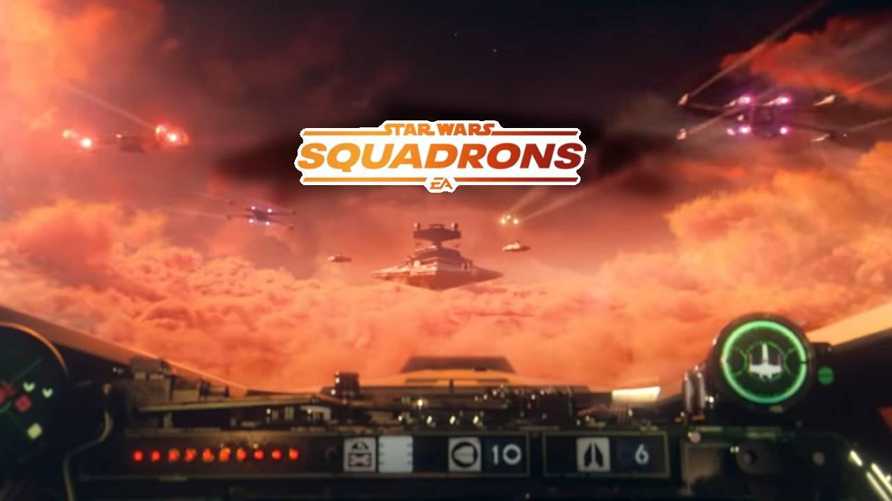 Star Wars: Squadrons release date, price, and VR cross-play revealed