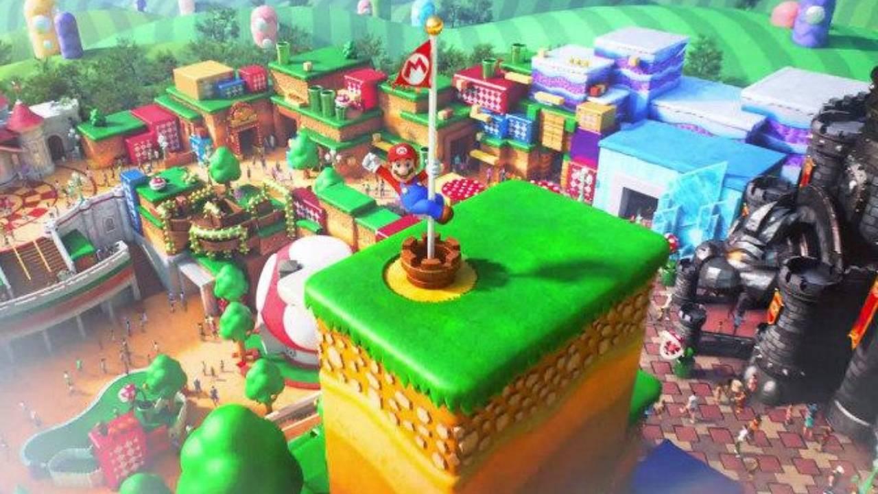 Super Nintendo Land opening delayed indefinitely
