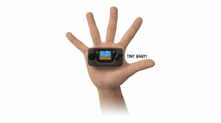 Sega Game Gear Micro is retro done right – let me tell you why