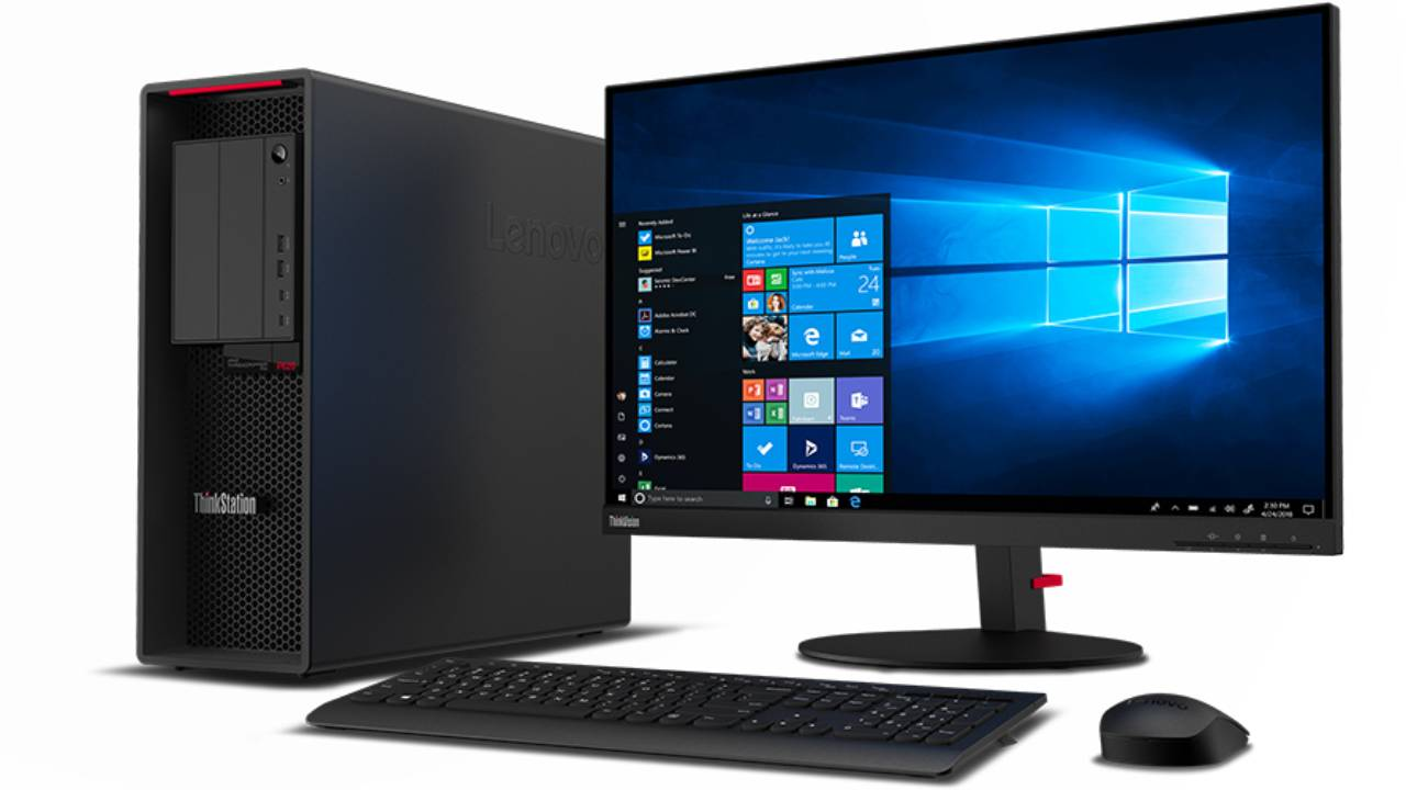 Lenovo ThinkStation P620 gives AMD Threadripper PRO its first workstation win
