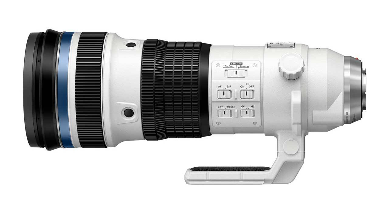 Olympus details its updated M.Zuiko digital lens roadmap