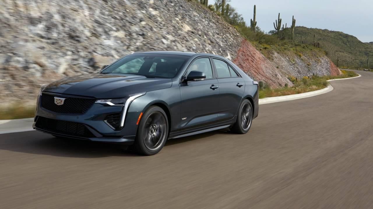 2020 Cadillac CT4-V First Drive – Balanced on the Edge