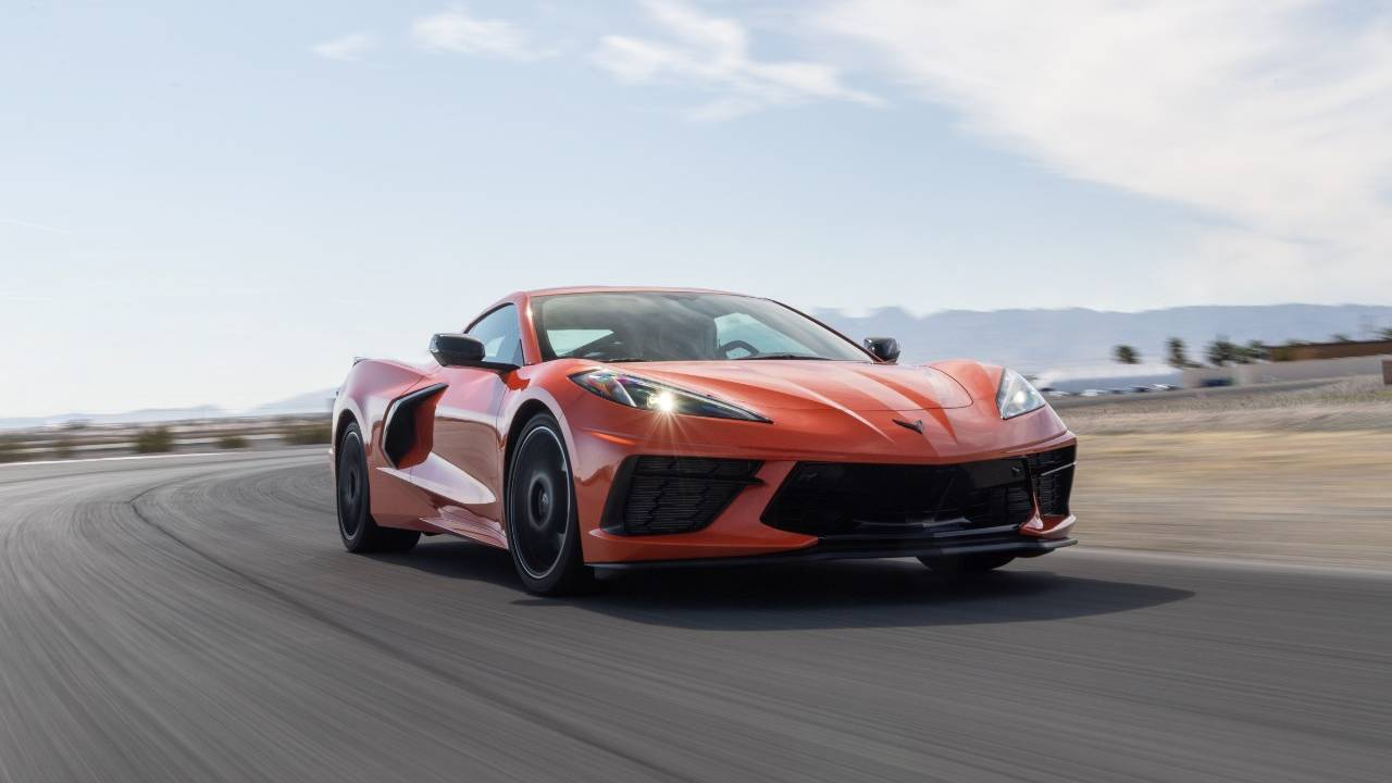 2021 Chevy Corvette C8 gets more equipment for the same base price