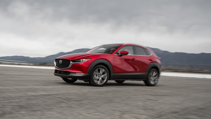 2021 Mazda CX-30 2.5 S receives a name change and new features