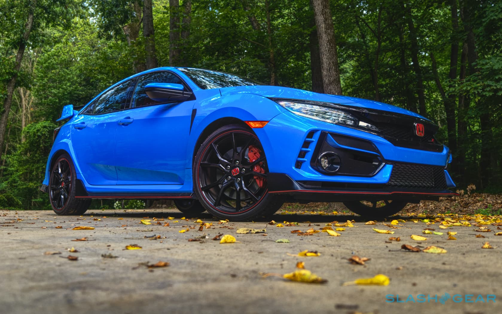 2020 honda civic type r review in your face excellence slashgear 2020 honda civic type r review in