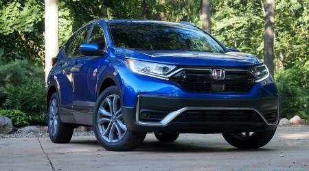 2020 Honda CR-V Touring Review: The Benchmark