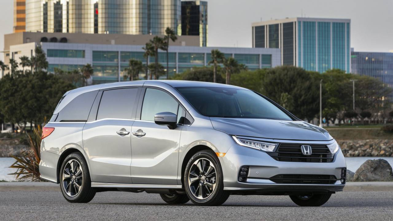 2021 Honda Odyssey loads minivan favorite with more active safety tech