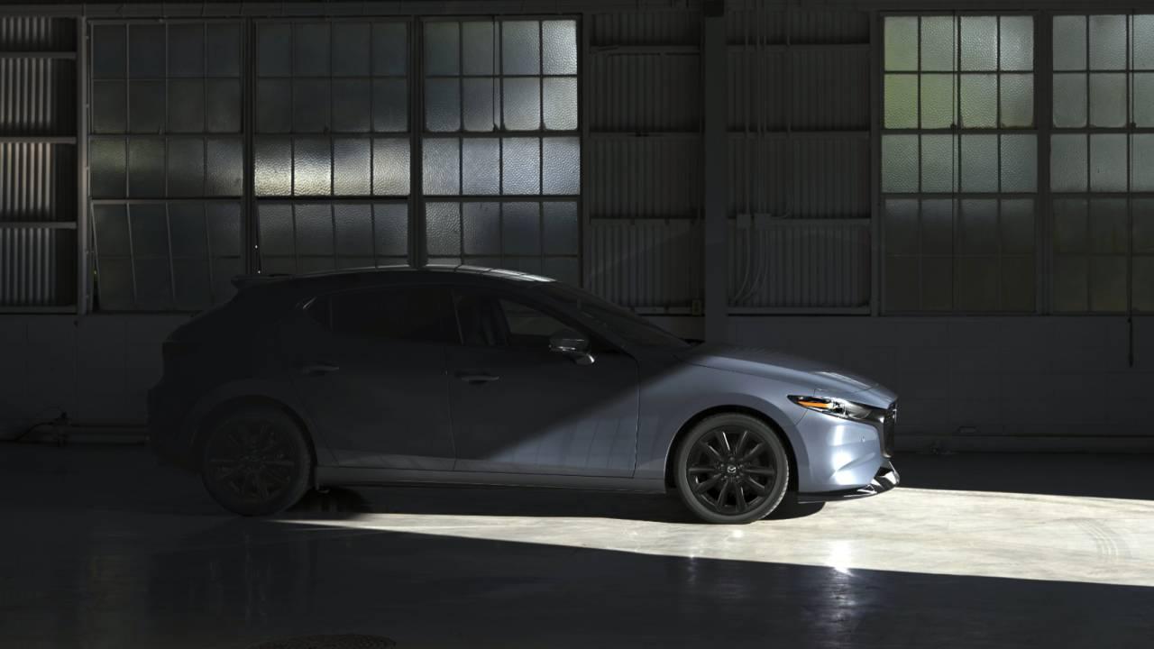 2021 Mazda3 2.5 Turbo official: More torque, more tech