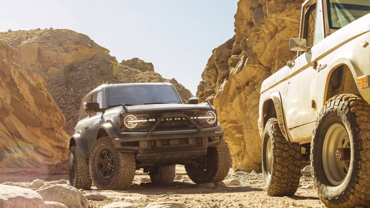 Ford quietly doubled the number of 2021 Bronco First Edition it'll make