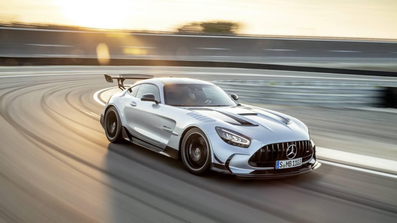 2021 Mercedes-AMG GT Black Series Gallery