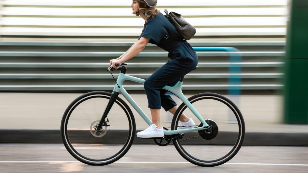 Gogoro's ultra-light Eeyo e-bike is now on sale