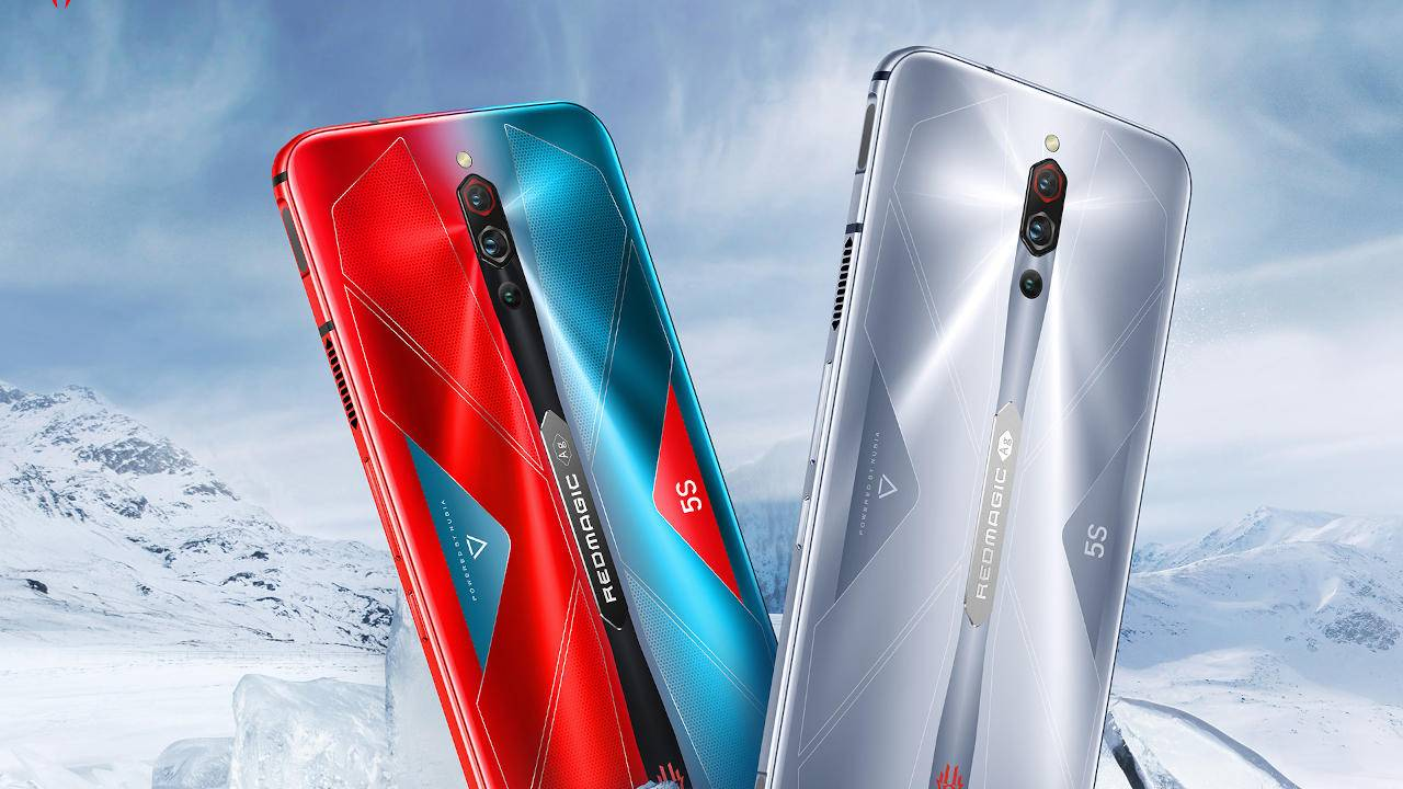Nubia Red Magic 5S gaming phone promises to be better at keeping cool