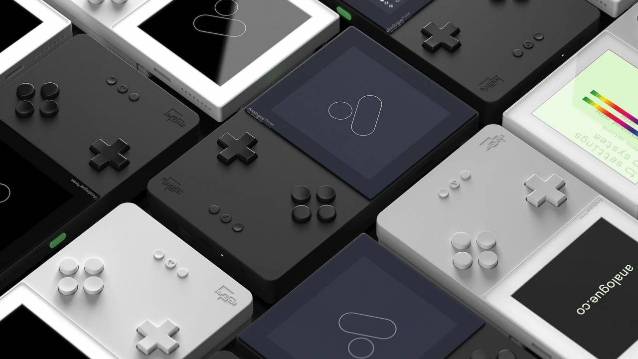 Analogue Pocket delayed, but there's good news on the horizon