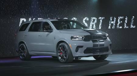 2021 Dodge Durango SRT Hellcat Gallery