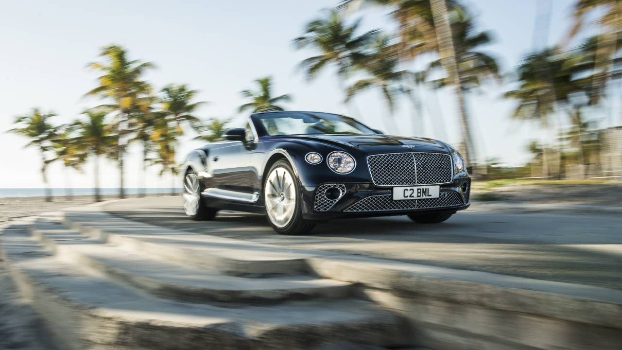 2020 Bentley Continental GT gets new equipment and paint options for the summer