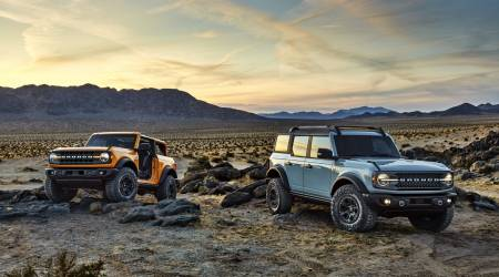 2021 Ford Bronco Gallery