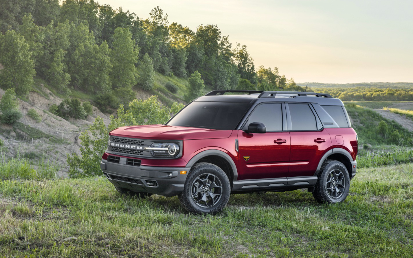 2021 Ford Bronco Sport Gives A Taste Of The Icon To Come Slashgear