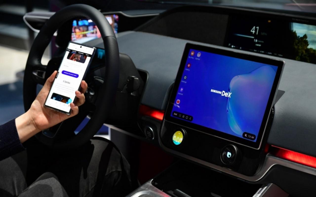 Galaxy Note 20 Might Come With Wireless Dex Mode Slashgear