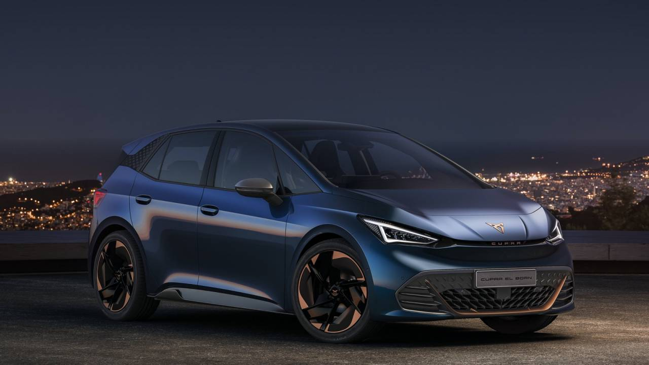 The CUPRA el-Born is a punchy affordable EV with bad news for the US