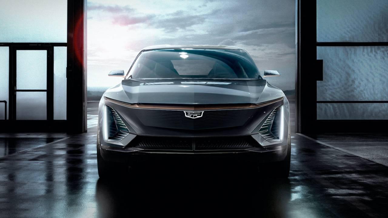 GM reveals EV roadmap: Electric Chevrolet, Buick, GMC Hummer and Cadillac details