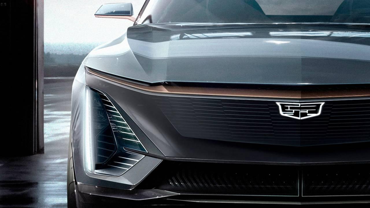 Huge Cadillac Lyriq EV display revealed – plus a design Easter Egg