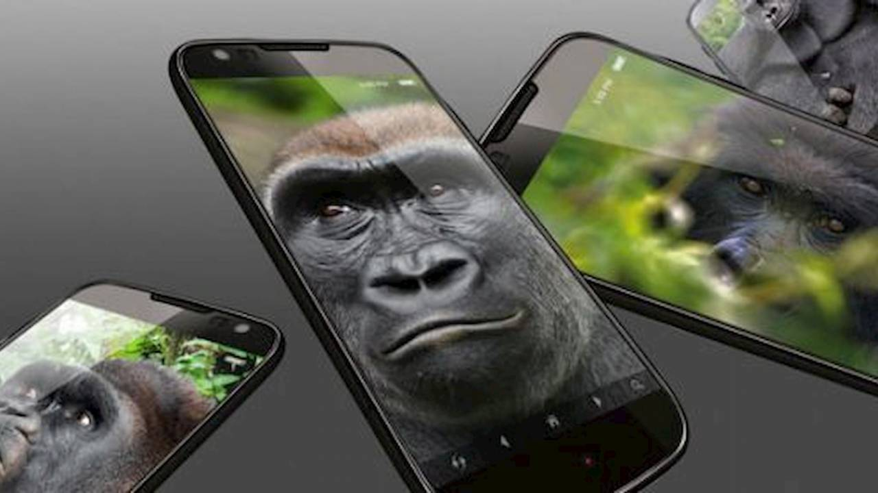 You keep dropping your phone, so Gorilla Glass had to get better