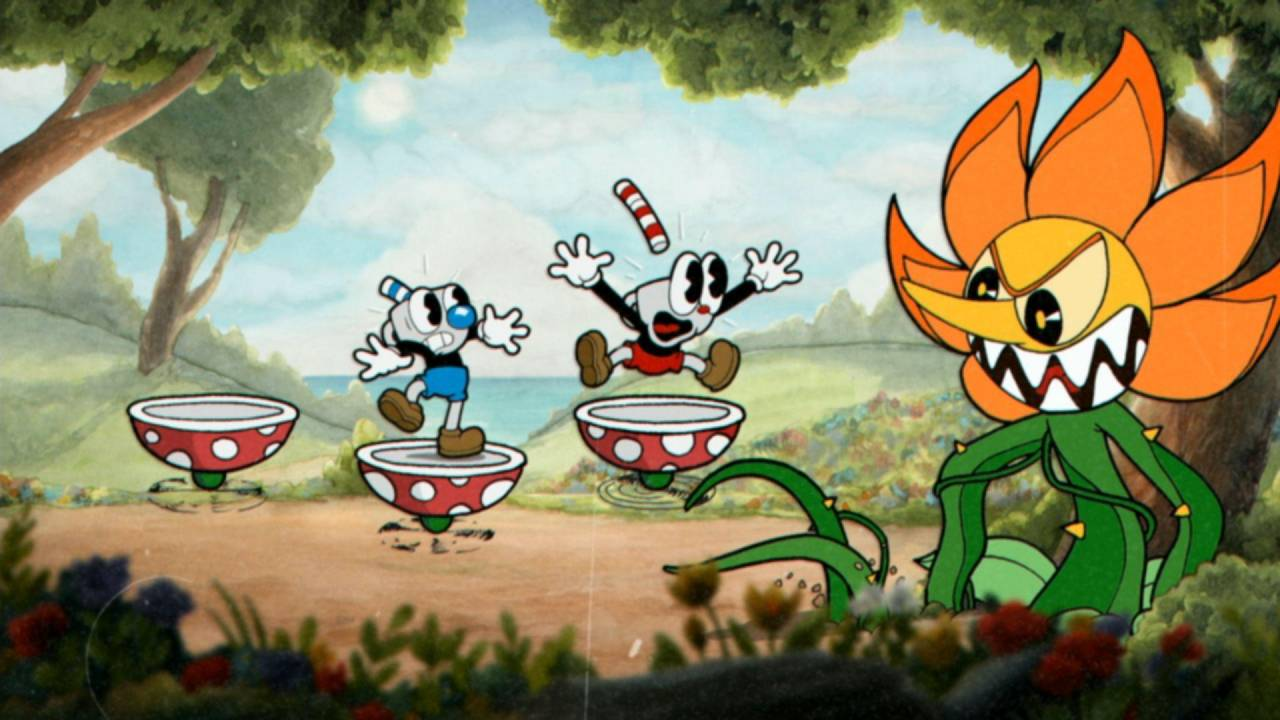 PlayStation 4 owners just got a Cuphead surprise