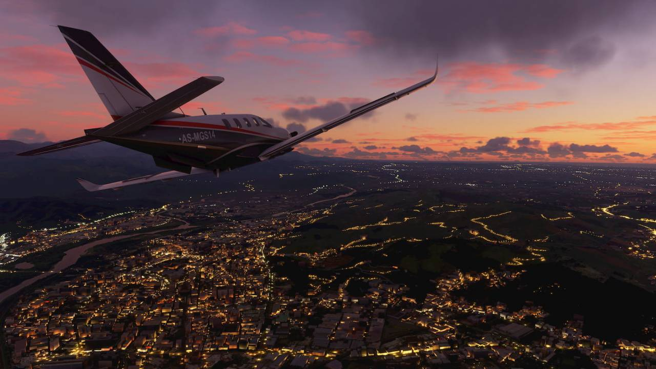Microsoft Flight Simulator gets Steam release date, post-launch VR support