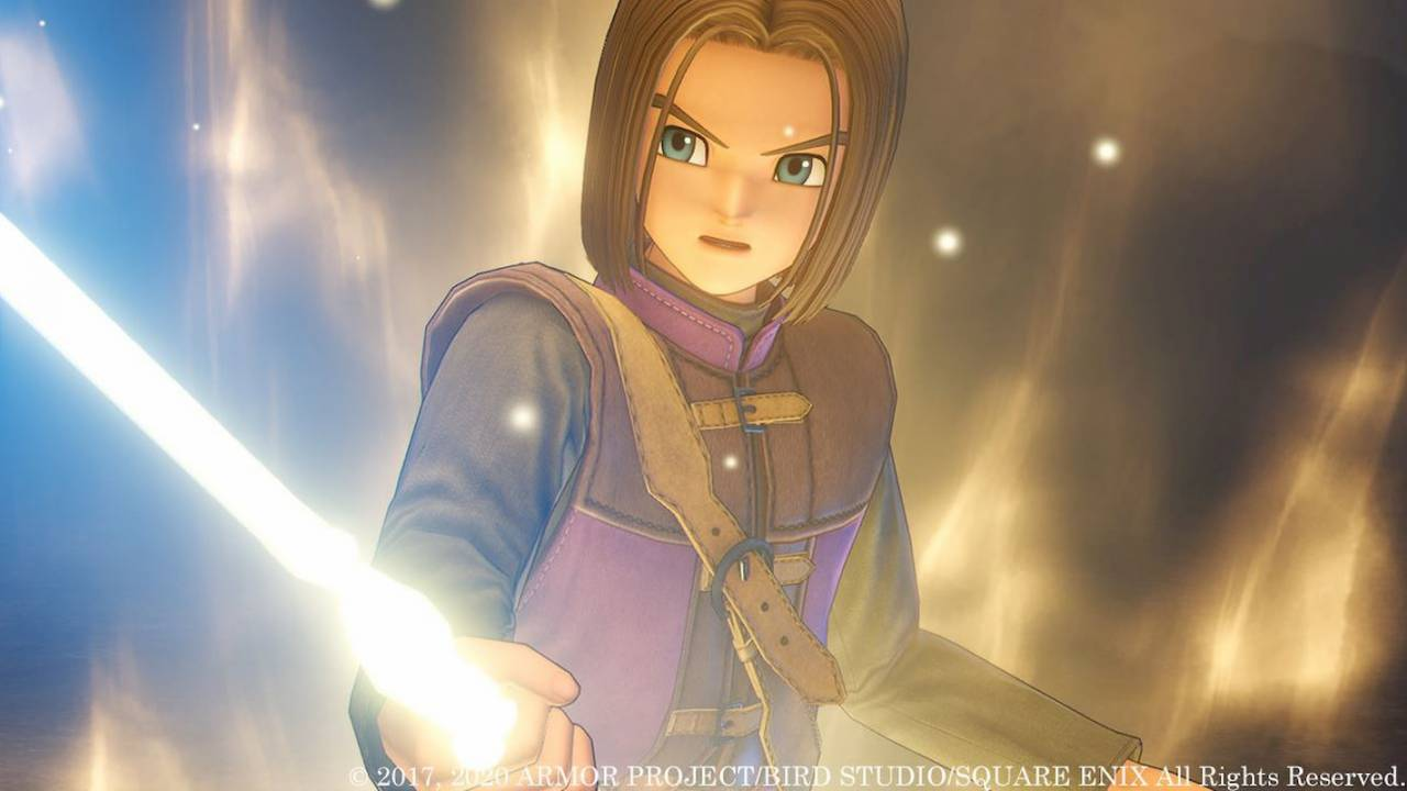 Dragon Quest XI Definitive Edition confirmed for Xbox One and PC