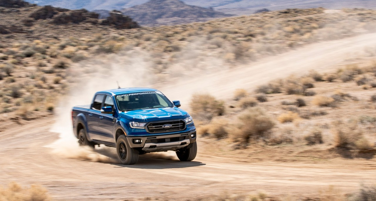 Ford Ranger receives three accessory packages from Ford Performance