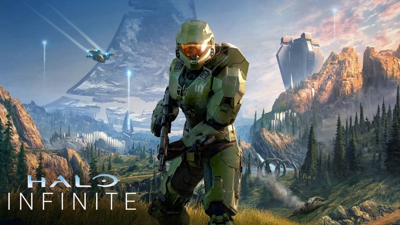 Halo Infinite box art revealed ahead of Xbox Series X game showcase