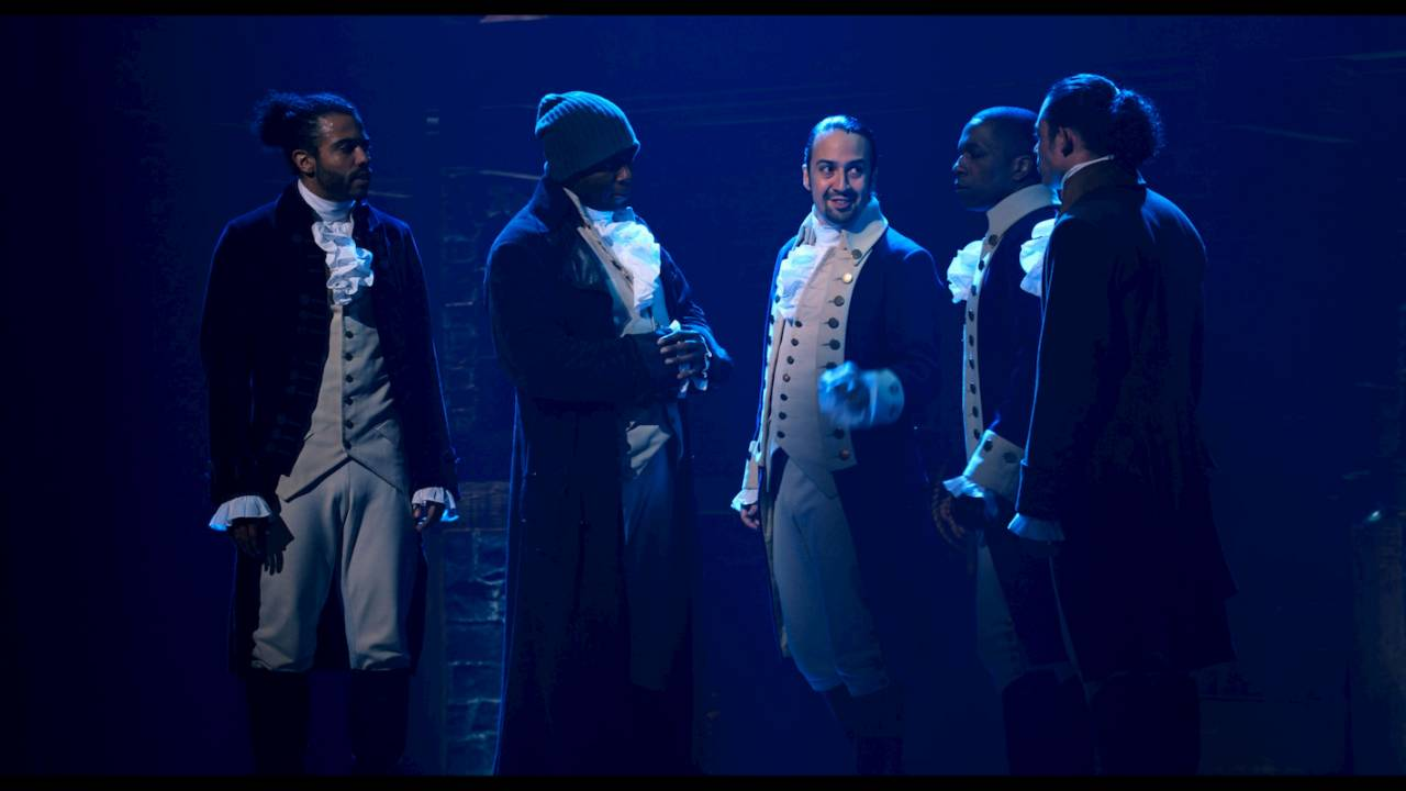 Hamilton alone makes Disney+ worth it