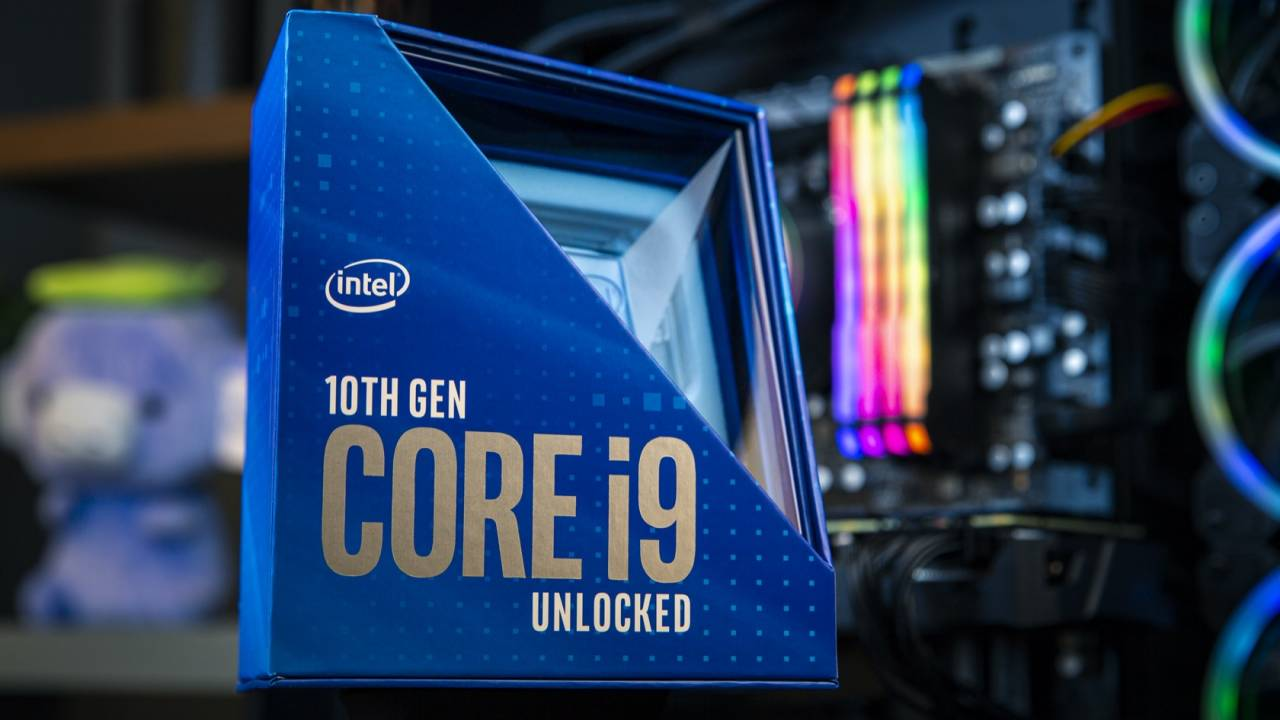 Intel Core i9-10850K seems an awful lot like the 10900K