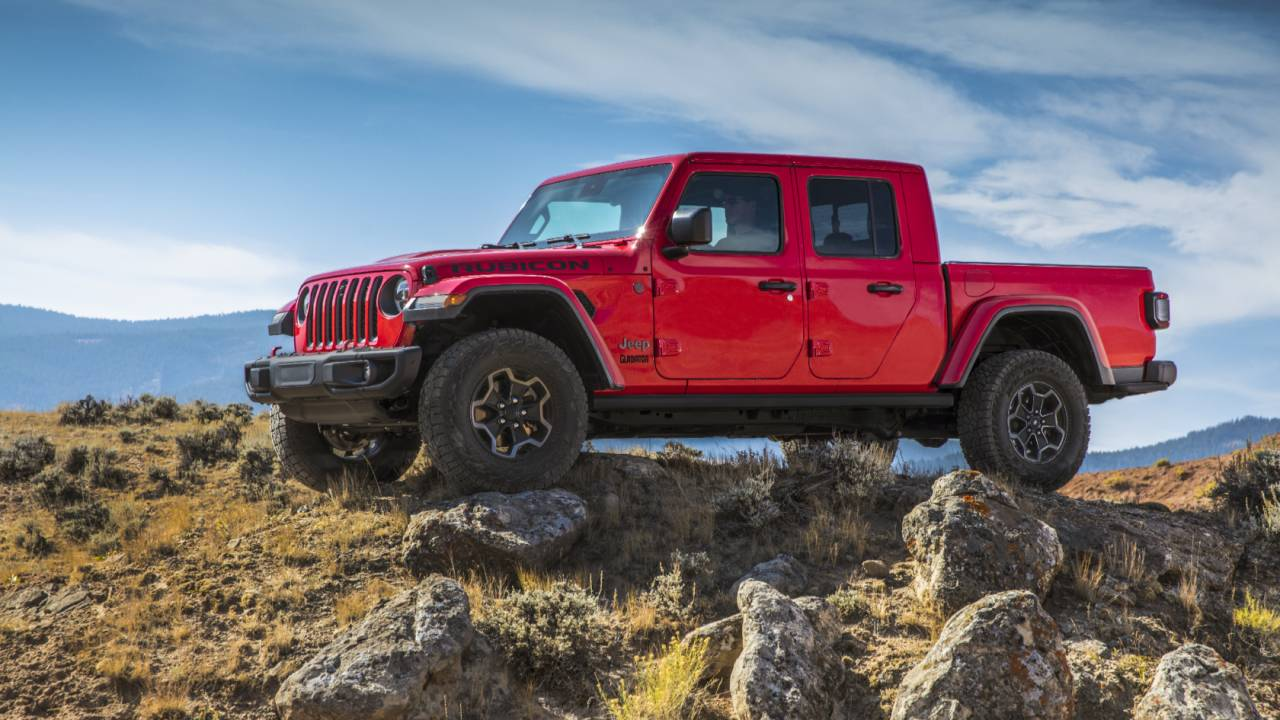 2021 Jeep Gladiator EcoDiesel official: More torque and more range