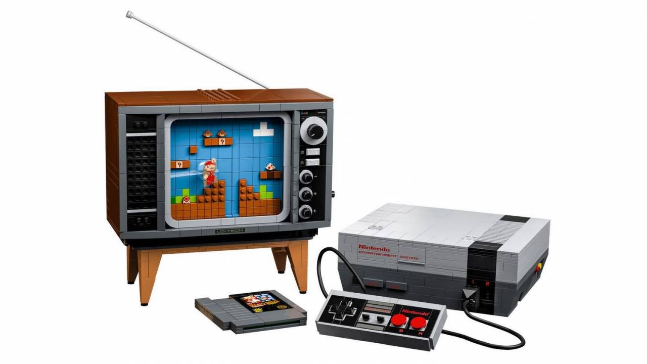 LEGO NES kit revealed for nostalgic adults with cash to burn