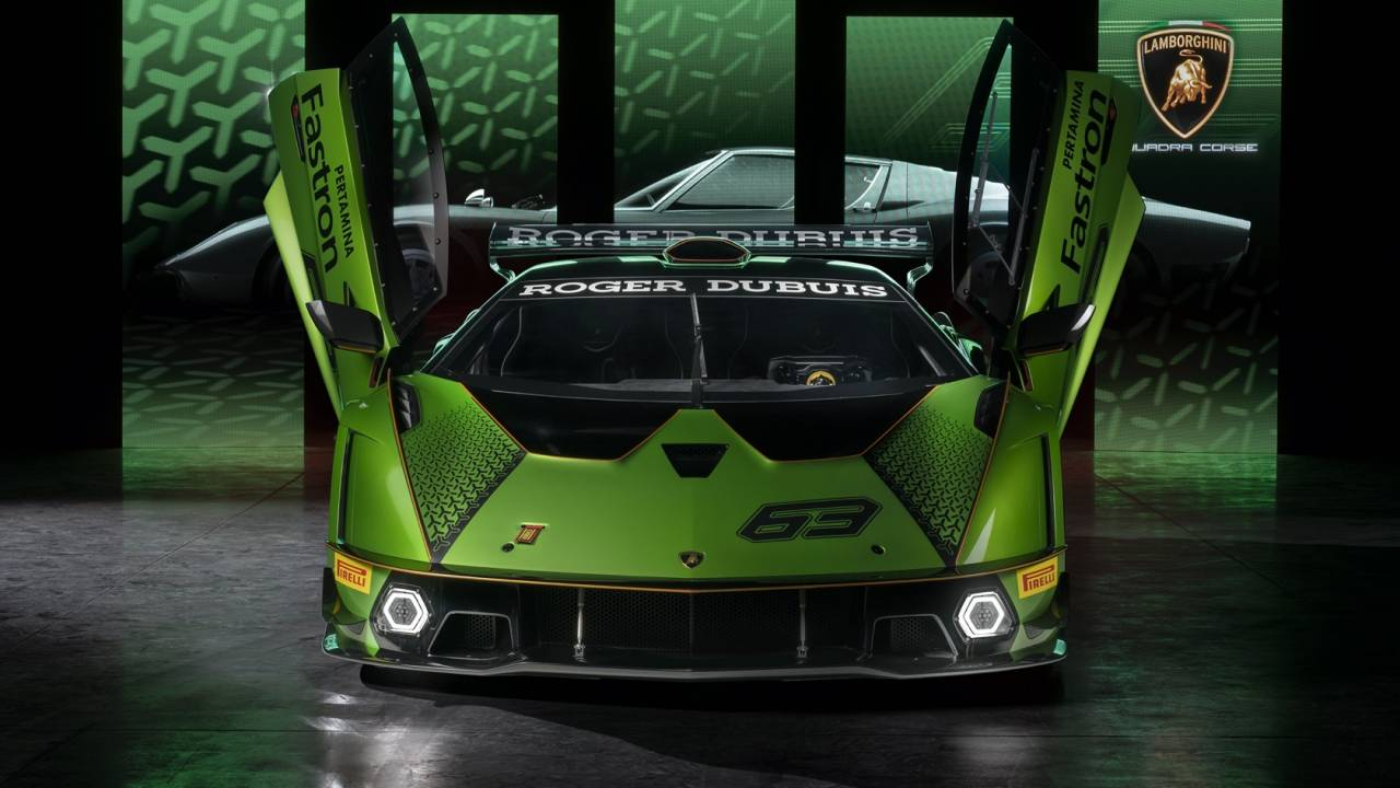 Lamborghini Essenza SCV12 is 830hp of V12 engineering magic