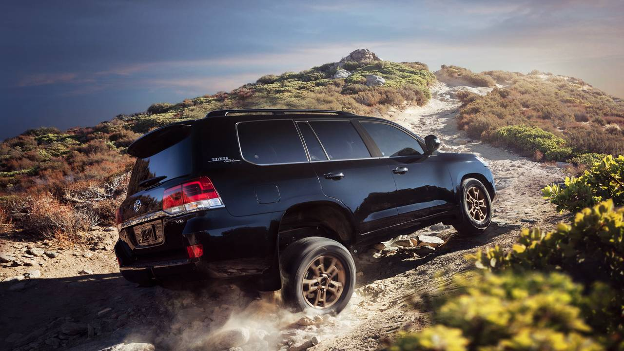 Toyota updates 2021 Land Cruiser, 4Runner, and Tundra with new features