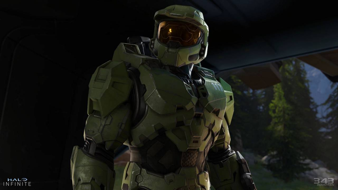 Halo Infinite devs respond to campaign demo graphics complaints