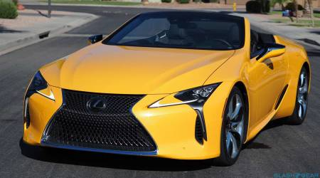 2021 Lexus LC 500 Convertible first drive review – Top down, allure up