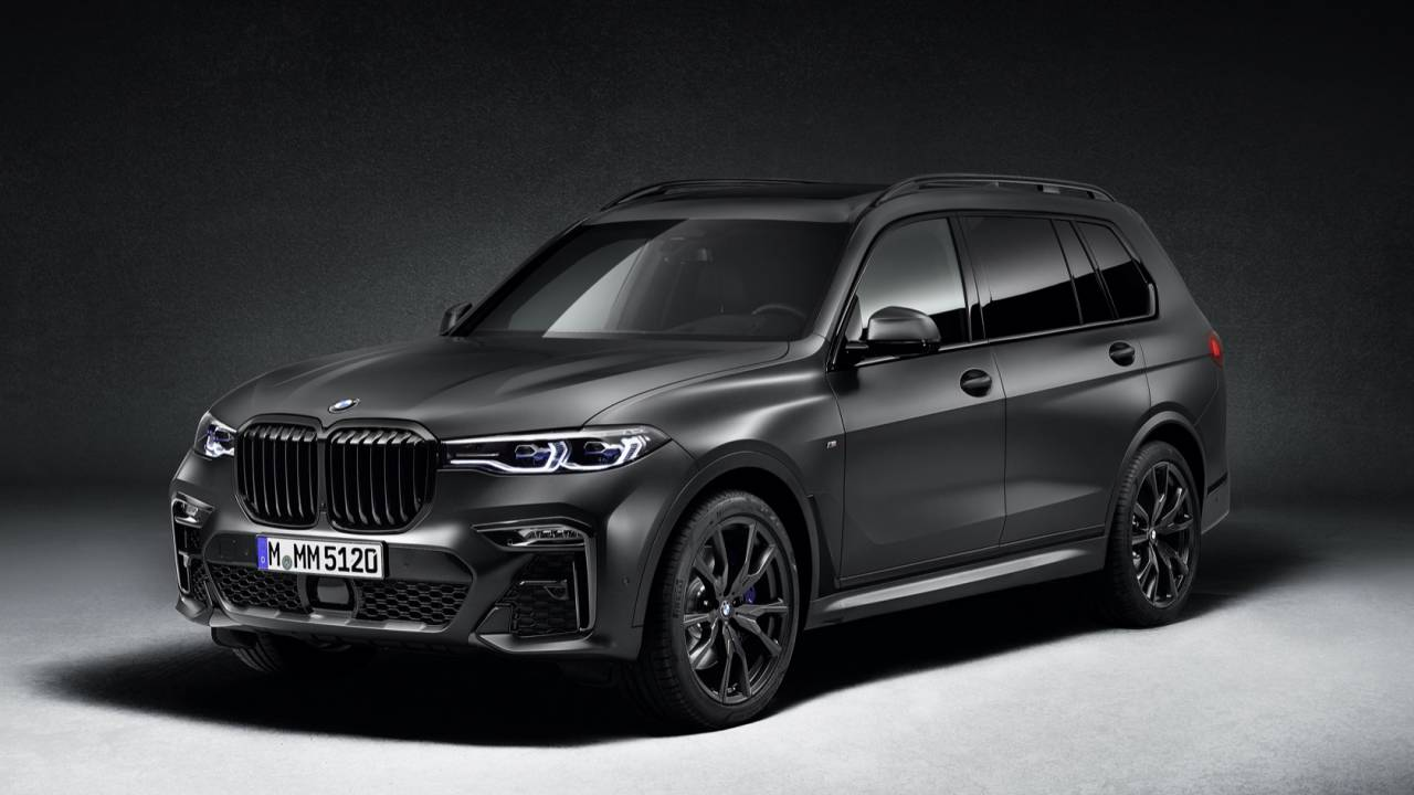 2021 BMW X7 Suv Configurations