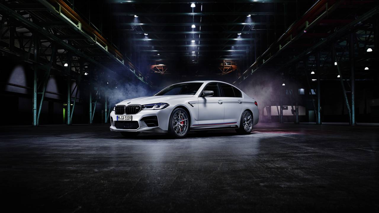 BMW unveils M Performance parts catalog for new 5 Series and M5